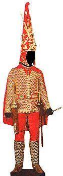 """Az Issyk-i kurgánból való """"arany férfi"""". A Kr.e. 4-3. századból."""""""