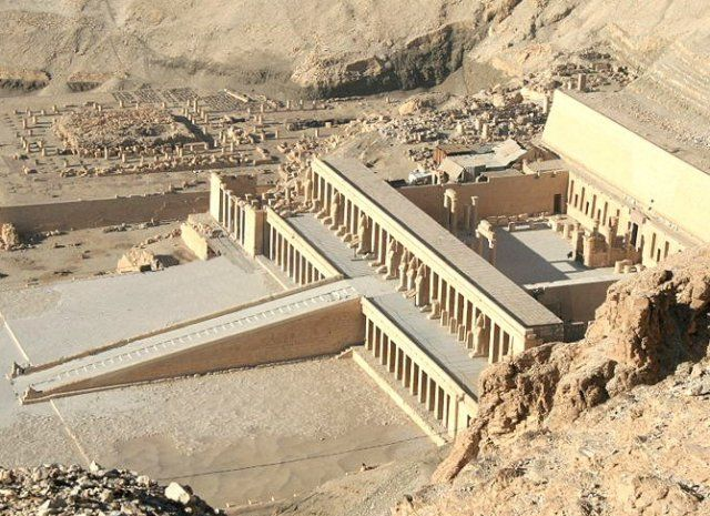 Deir el-Bahari (18. dinasztia)