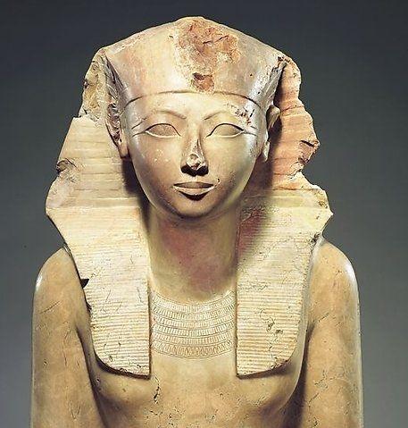 Hatsepszut az egyiptomi 18. dinasztia ötödik fáraója volt.