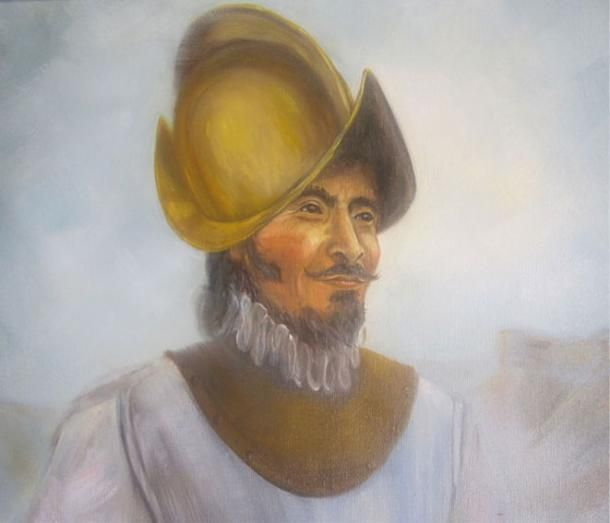 Francisco Vázquez de Coronado konkvisztádor expedíciót indított az Arany Hét Városának felderítésére. (Wikimedia Commons)