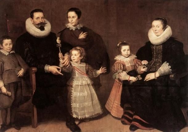 A hírhedt és hihetetlenül hatalmas és befolyásos itáliai Medici családról gondolják azt, hogy Saint-Germain-t felnevelte és taníttatta. (Photo from toptenz.net)