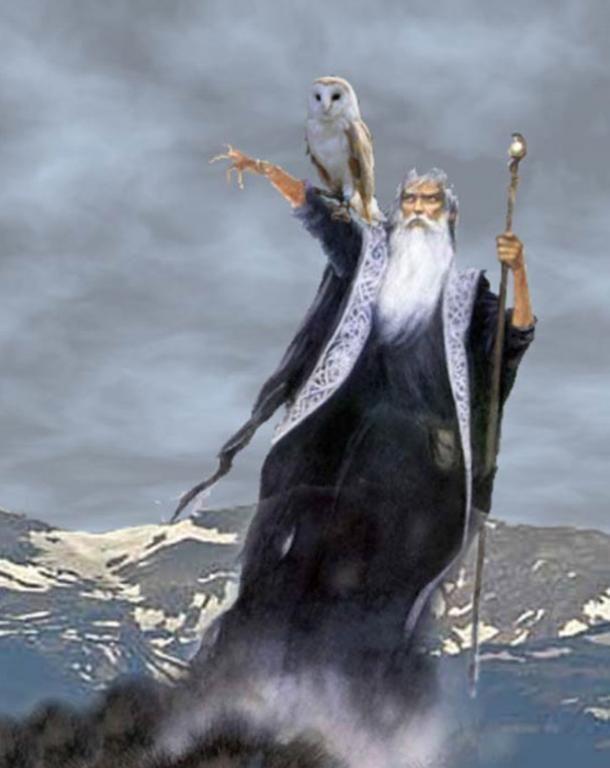 Néhányan úgy gondolják, hogy Merlin (a Mágus) Saint Germain egyik inkarnációja volt. Andy / flickr)