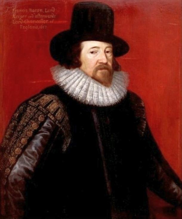 Az ifjú Frans Pourbus, Sir Francis Baconról azt is beszélték, hogy Saint-Germain egyik inkarnációja volt. Paul Van Somer művész, 1616. A Nemzeti Képgalériában található. (Wikimedia Commons)