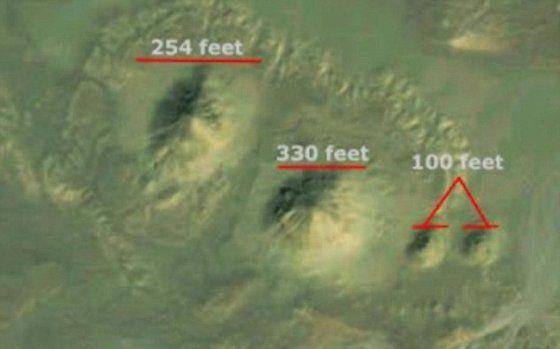 Abu Sidhum – A Google Earth-ről nézve Image credit: Angela Micol