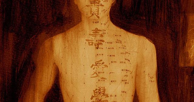 Közel 2000 évvel ezelőtt a kínai gyógyítól megalkották a térképet.