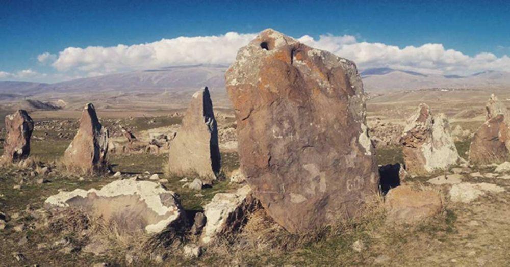 Karahunj látképe Sisian közelében (Dél-Örményország) (CC BY-SA 4.0)