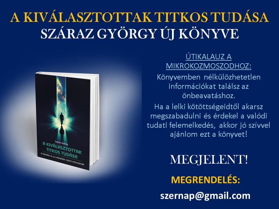 Megjelent a könyv 2