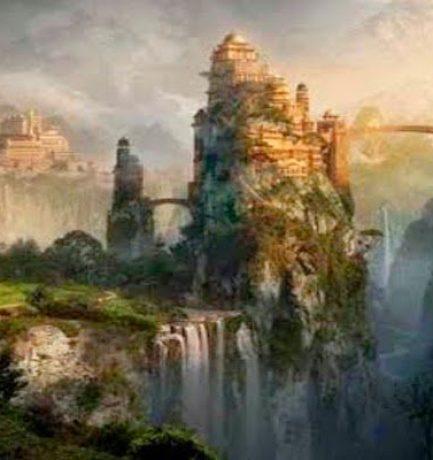 A Gyanganj legendája: A halhatatlan bölcsek vízözön előtti városa, amit csak a kiválasztottak találhatnak meg
