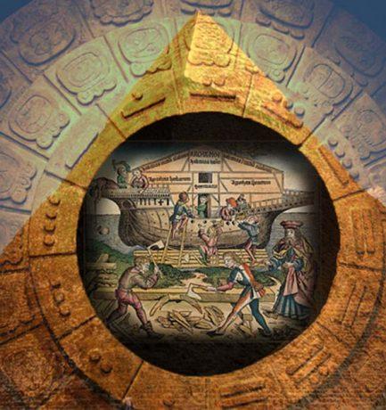 A gízai Nagy Piramis és Noé bárkája: Vajon közelebb jutunk-e az ősi gondolkodás megértéséhez? (2. rész)