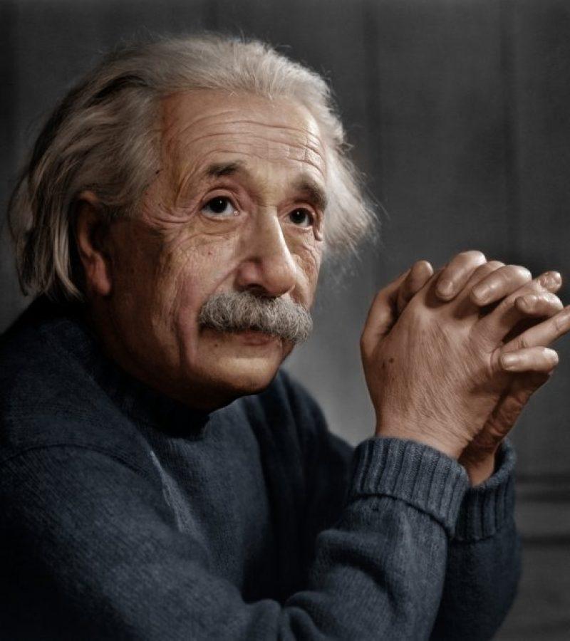 Albert Einstein titkai a boldogságról végül napvilágot láttak: Az élet több, mint ambíció – mondta a zseni