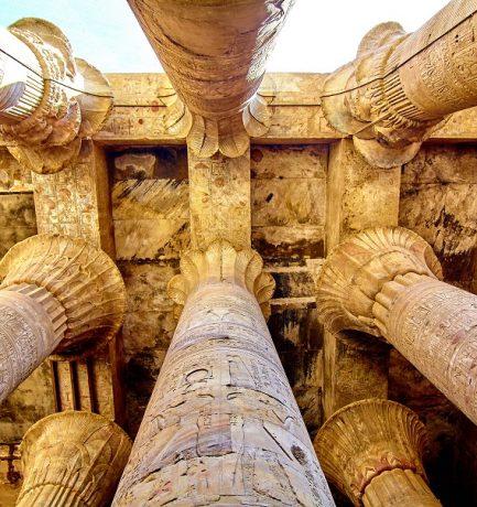 A karnaki templomkomplexum: a valaha alkotott legnagyobb vallási építmény