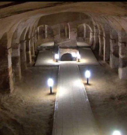 A rejtélyes Camerano föld alatti városa – A templomosok titkos találkozóhelye?