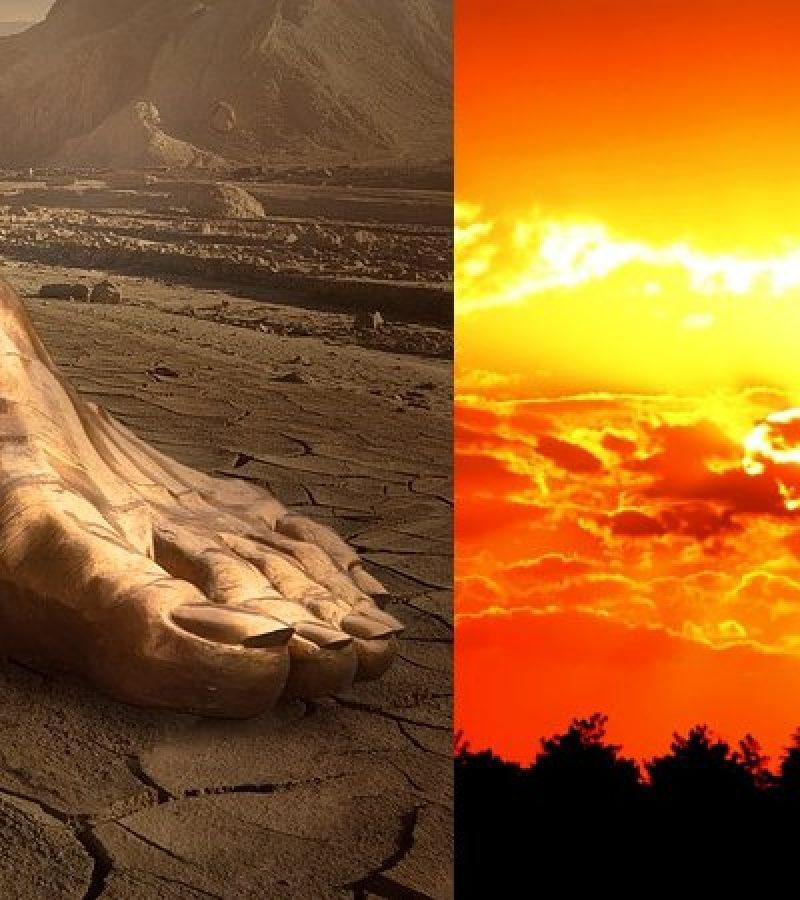 Ősi óriások életét oltotta ki Ecuadorban az égi tűz az indián legendák szerint