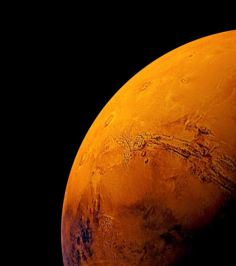 Enigmák: Mars-misszió