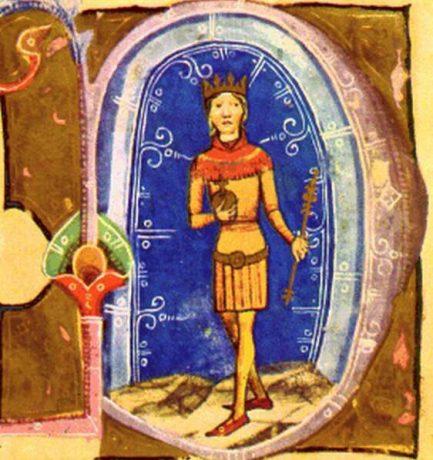 II. András, a Templomosok és a Szent Grál