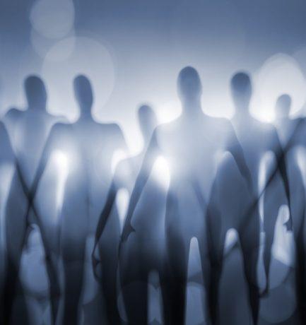 Együtt létezünk más dimenziókból származó lényekkel