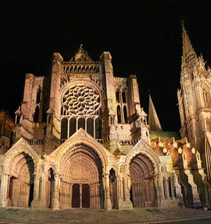A chartres-i katedrális: Az ősi druidák és keresztények szent földje