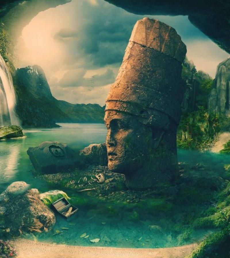 Vajon egy olyan 20 000 éves piramist fedeztünk fel, ami Platón Atlantisza lehet?