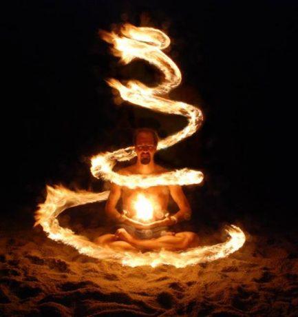 A bennünk szunnyadó tűz szertartása – Új dór szertartás