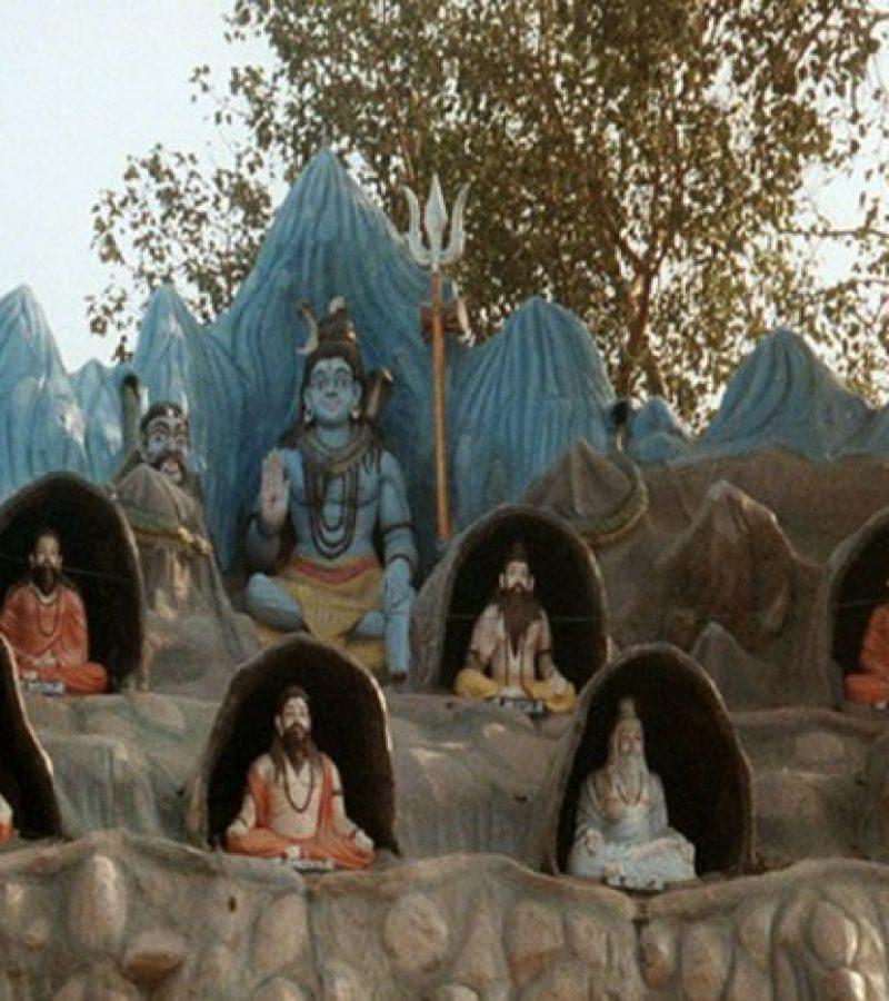 A rejtélyes Rishik – Figyelemre méltó bölcsek és tudósok isteni ismeretekkel Indiában