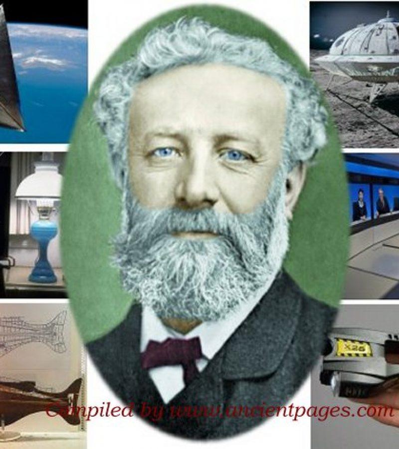 Verne Gyula, aki korát megelőzve jósolta meg a jövőt