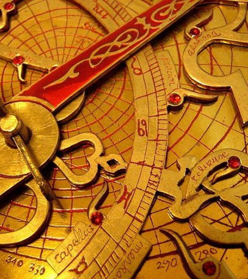 Az asztrolábium – Az ősi világ egy gyönyörű, rejtélyes és különleges számítógépe