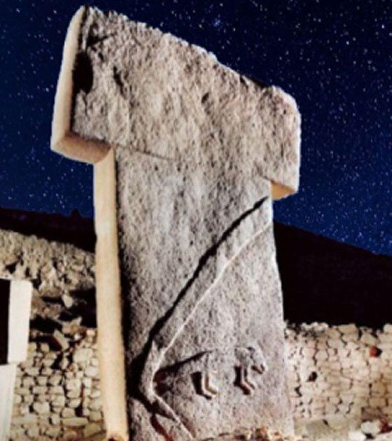 Göbekli Tepe archeoasztronómiája és Ozirisz második hegye