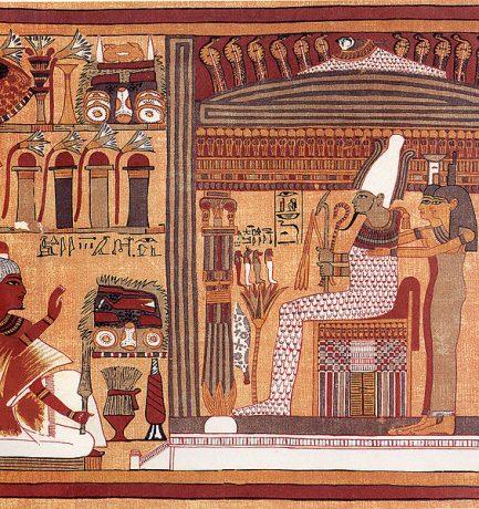Ozirisz Duat szertartása