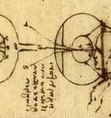 Vajon Leonardo da Vinci feltalálta a kontaktlencsét 1508-ban?