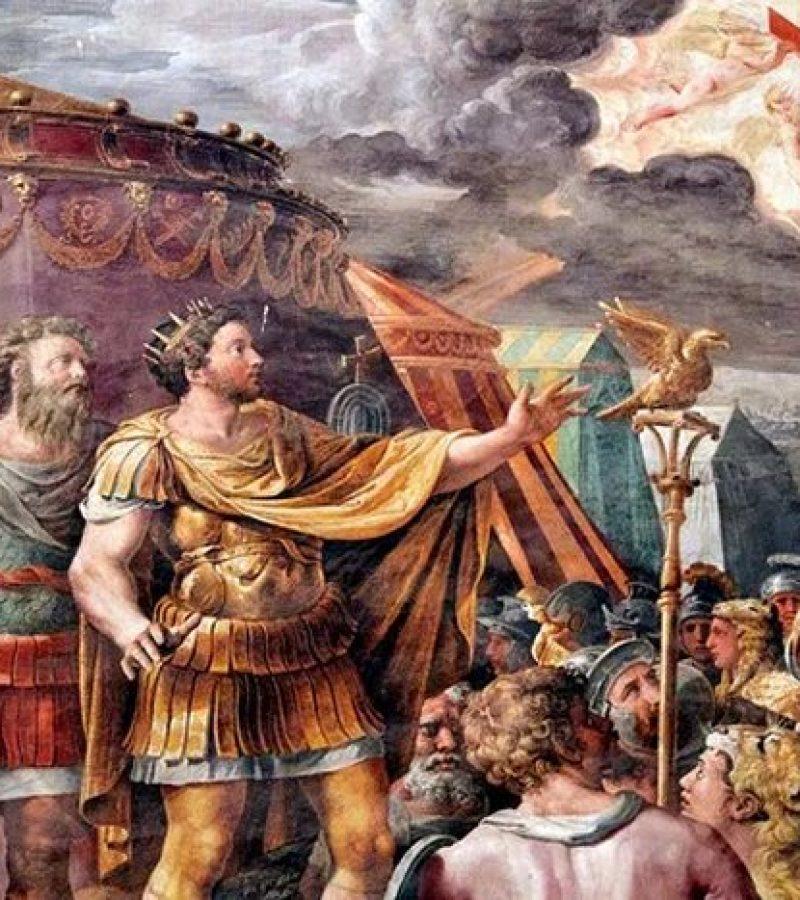 Hogyan változtatta meg a Konstantin római császár különös álma a történelmet