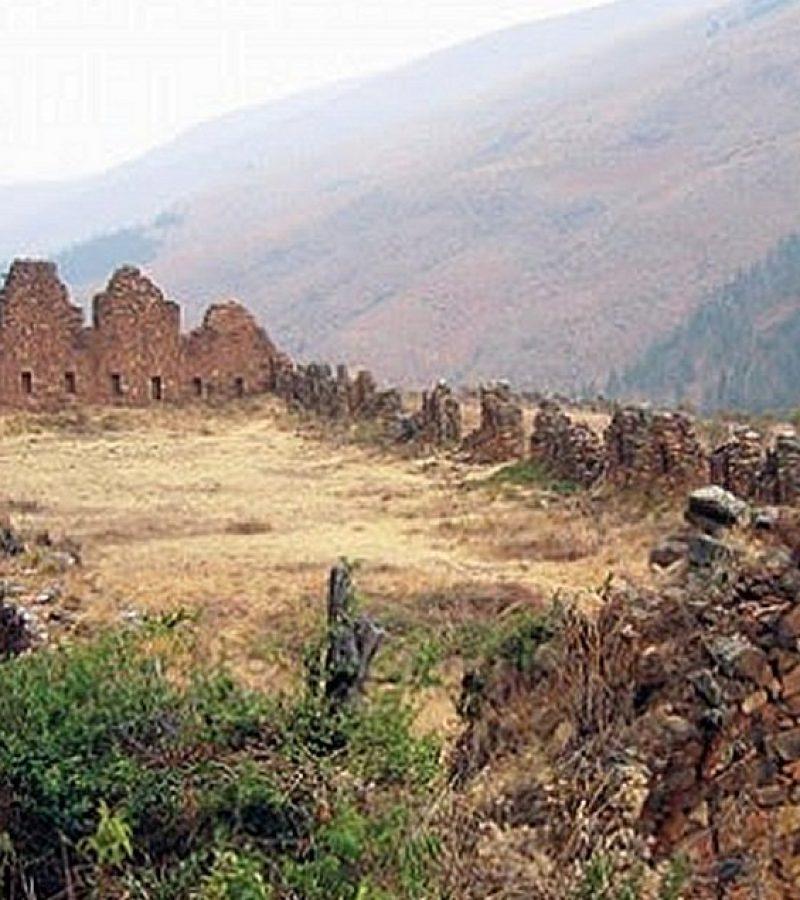 Inca Llajta: A leghatalmasabb és a leglenyűgözőbb inka komplexum Bolíviában