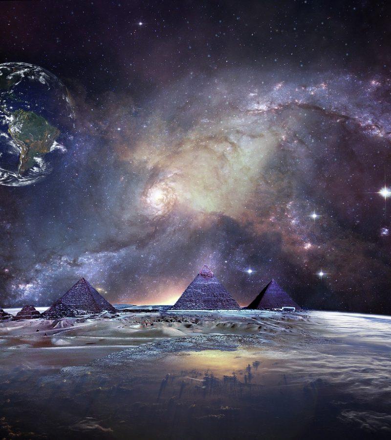 A világkorszak-váltás, a felemelkedés és Egyiptom kapcsolata