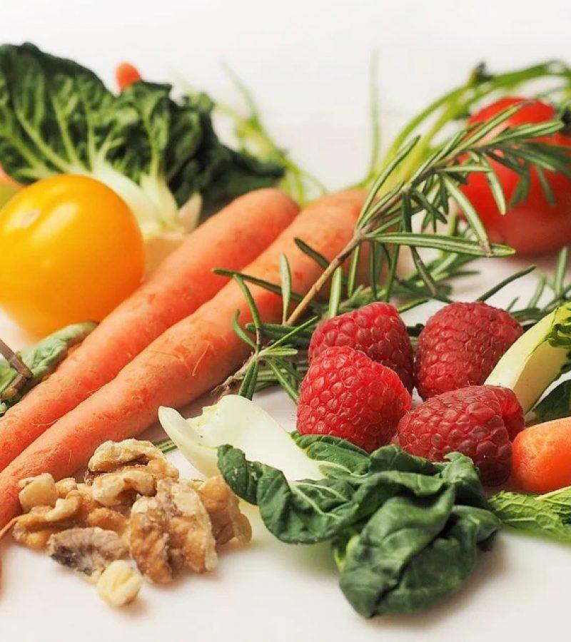 Makrobiotikus étkezés