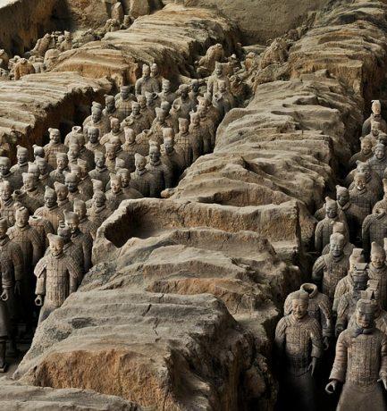 A kínai császár nekropolisza